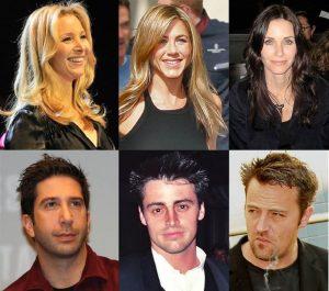 Rachel, Ross, Monika, Joey, Phoebe a Chandler – kde je jim konec?