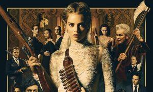 Recenze: Krvavá nevěsta… Hororová podívaná okořeněná pořádnou špetkou černého humoru vás bude bavit